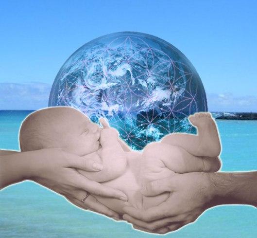 birth of a new world